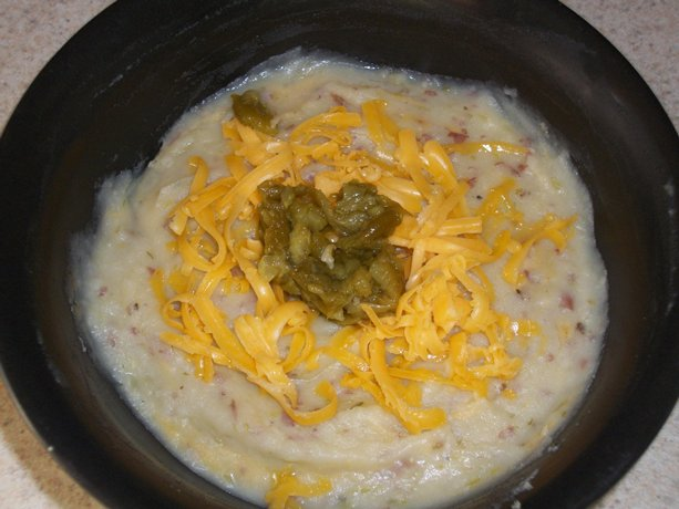 Potato Soup (Gluten Free)
