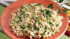 Broccoli Rice Salad Recipe
