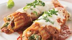 Seafood and Asparagus Manicotti Recipe