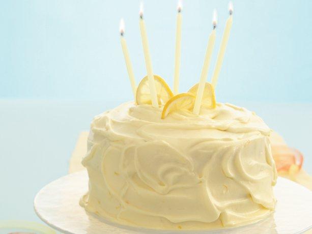 Lemon Mousse Cake sounds like a dessert you would find on a restaurant ...