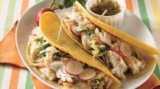 Quick Grilled Fish Tacos Recipe