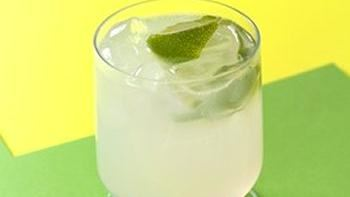 Vodka Gimlet Cocktail