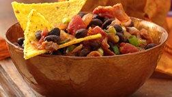 Gluten Free Salsa And Black Bean Dip