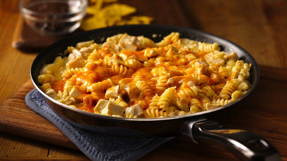 Cheesy Southwest Chicken Skillet recipe from Pillsbury.com