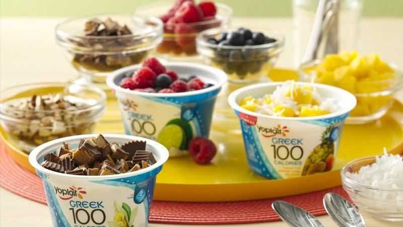 Greek 100 Key Lime FroYo