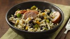 Sausage, Rice and Beans Recipe