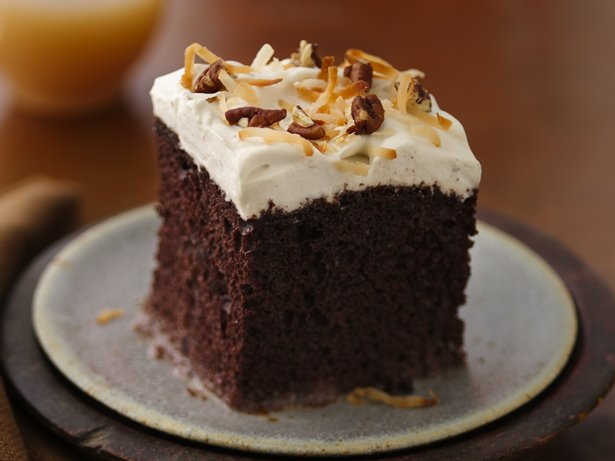 Chocolate Rum Cake