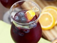 Sangria Slush