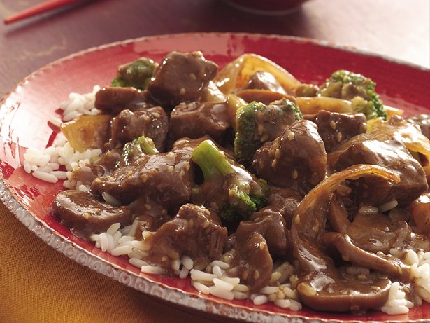 Slow Cooker Easy Beef and Broccoli