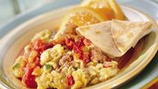 Mexican Scramble Recipe