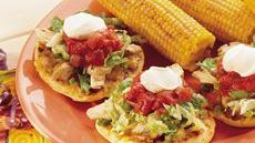 Grilled Tostadas Recipe