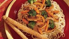 Five-Spice Mushroom and Broccoli Stir-Fry Recipe