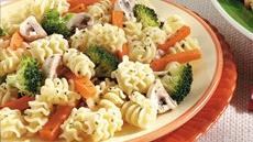 Vegetable-Pasta Salad Recipe