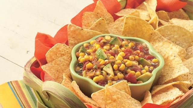 Image of Avocado-corn Salsa, Pillsbury