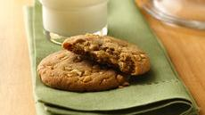 Double-Delight Peanut Butter Cookies Recipe
