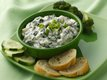 Basil-Spinach Dip