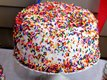 Sprinkle Layer Cake