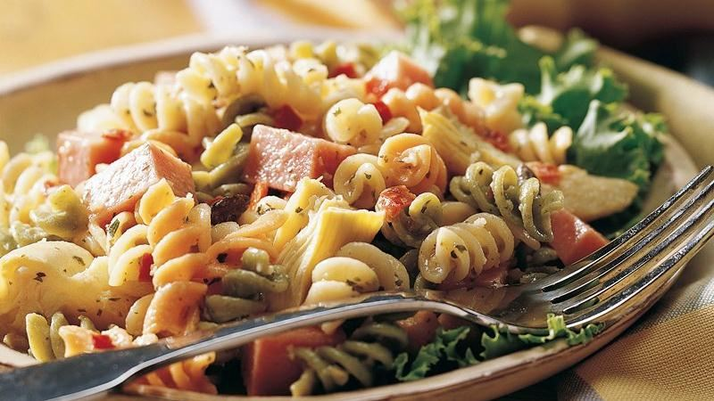 Dijon Ham And Pasta Salad Recipe From Betty Crocker