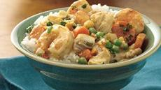 Slow Cooker Thai Chicken and Shrimp Recipe
