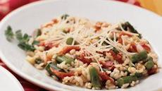 Easy Risotto with Asparagus Recipe