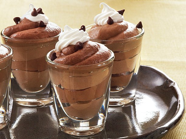 Chocolate Mousse Duo