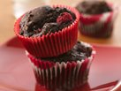 Raspberry-Chocolate Muffins