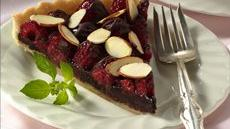 Raspberry Truffle Tart Recipe