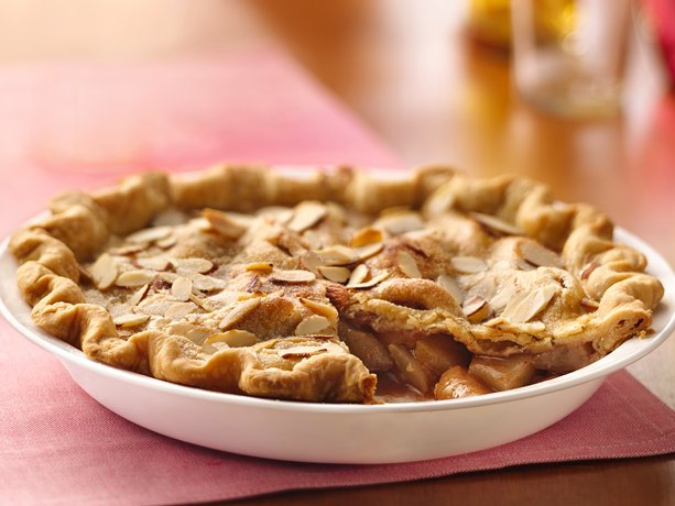 Image of Almond-pear Pie, Betty Crocker
