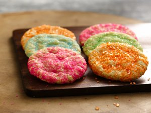 Gluten-Free Cake Mix Sugar Cookies