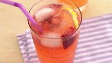 Lemon-Strawberry Punch Recipe