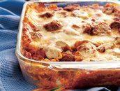 Meatball Lasagna