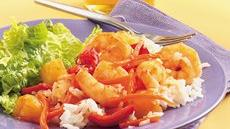Pineapple Shrimp Stir-Fry Recipe