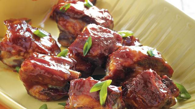 Five Spice Honey Riblets