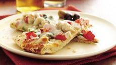 Ranch Turkey Pizza Recipe