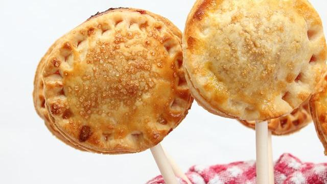 Cherry Pie Pops Recipe