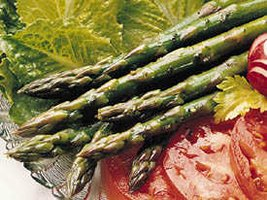 Image of Asparagus Vinaigrette, Betty Crocker