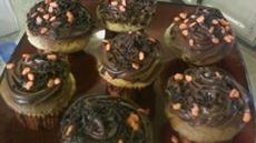 REESES FILL HALLOWEEN CUPCAKES Recipe