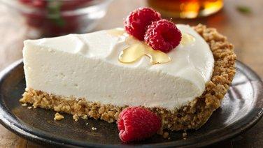 Vanilla Yogurt Pie