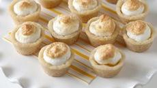 Lemon Meringue Cookie Cups Recipe