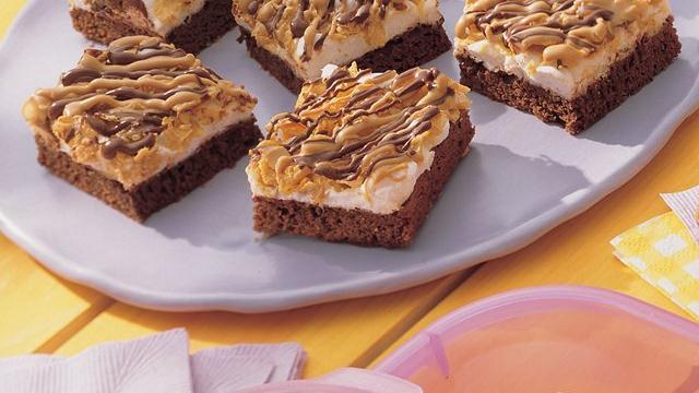 Image of Brownie Cream Crunch, Pillsbury