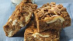 Apple-Honey Cereal Bars