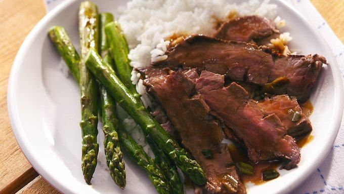 Grilled Korean Steak recipe - from Tablespoon!