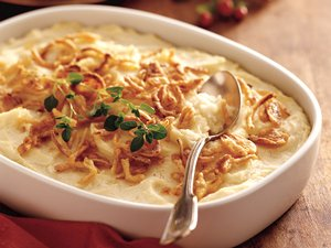 Do-Ahead&#32;Garlic&#32;Mashed&#32;Potatoes