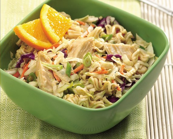Image of Asian Noodle-chicken Salad, Betty Crocker