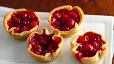 Cherry Pie Cups Recipe