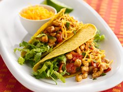 Summer Fresh Chicken Tacos