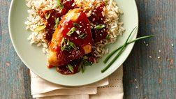 Gluten-Free Slow-Cooker Sweet Sesame Chicken
