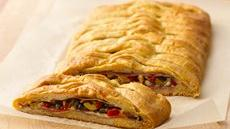 Bourbon Street Muffuletta Braid Recipe