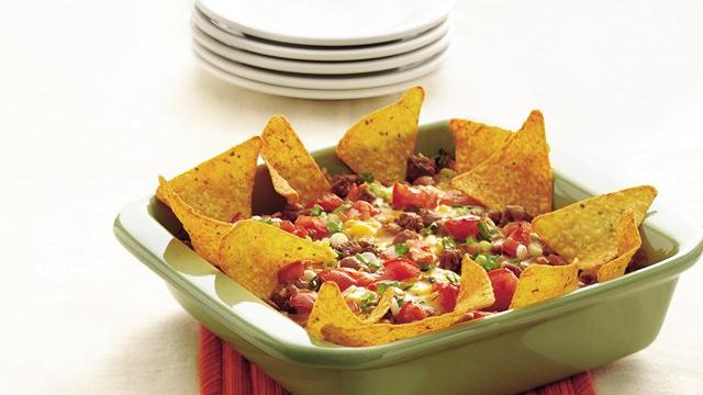 Easy Taco Casserole