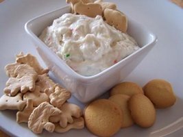 Cake Batter Cracker Dip